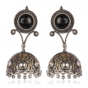 Black Gold Jhumki