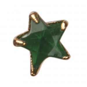 Emerald Star Stud